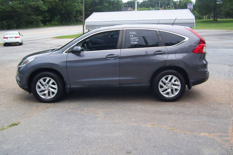 2016 Honda CR-V for sale at Blackwood's Auto Sales in Union SC