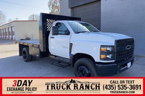 2019 Chevrolet Silverado 4500HD for sale at Truck Ranch in Logan UT