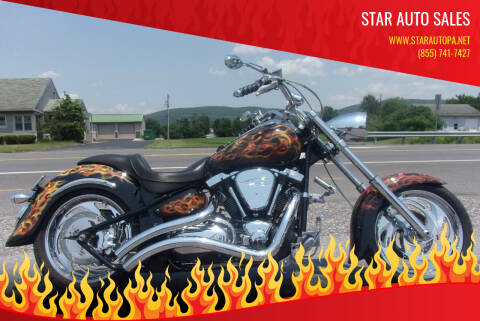 2004 Yamaha Road Star for sale at Star Auto Sales in Fayetteville PA