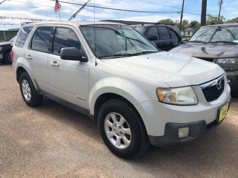 2008 Mazda Tribute for sale at Rock Motors LLC in Victoria TX