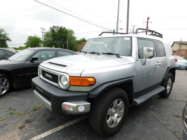 2007 Toyota FJ Cruiser for sale at WOOD MOTOR COMPANY in Madison TN