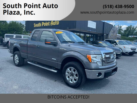 2013 Ford F-150 for sale at South Point Auto Plaza, Inc. in Albany NY