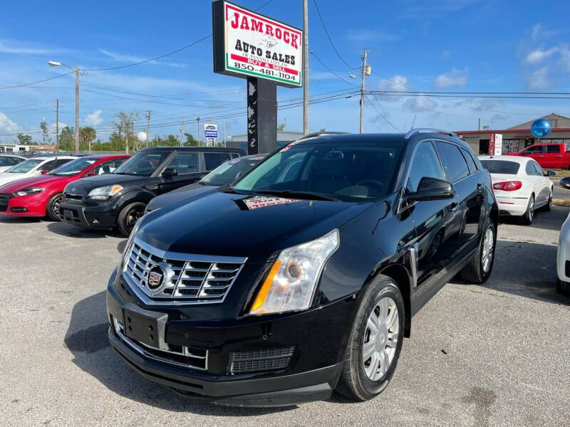 2013 Cadillac SRX for sale at Jamrock Auto Sales of Panama City in Panama City FL
