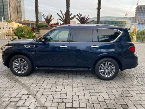 2020 Infiniti QX80 for sale at CYBER CAR STORE in Tampa FL