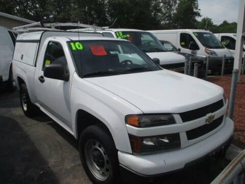 2010 Chevrolet Colorado for sale at Auto Towne in Abington MA
