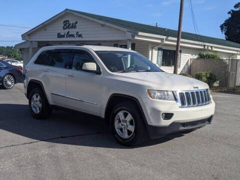 2011 Jeep Grand Cherokee for sale at Best Used Cars Inc in Mount Olive NC