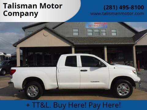 2010 Toyota Tundra for sale at Don Jacobson Automobiles in Houston TX