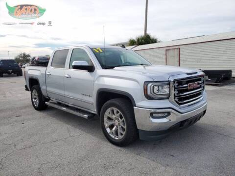 2017 GMC Sierra 1500 for sale at GATOR'S IMPORT SUPERSTORE in Melbourne FL