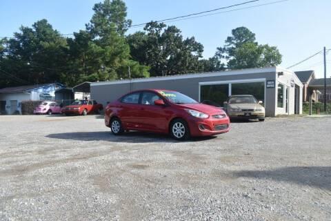 2014 Hyundai Accent for sale at Barrett Auto Sales in North Augusta SC
