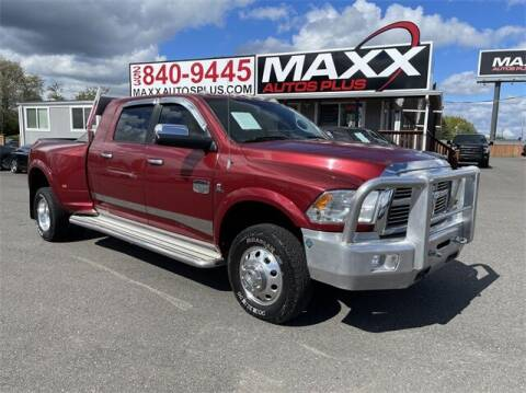 2012 RAM Ram Pickup 3500 for sale at Maxx Autos Plus in Puyallup WA