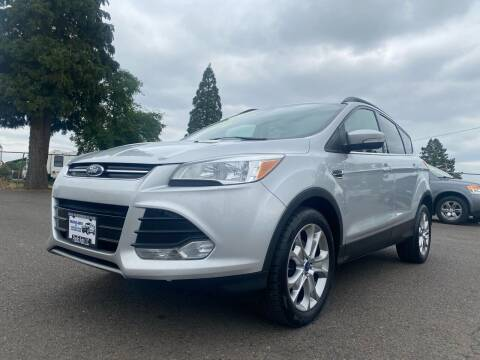 2013 Ford Escape for sale at Pacific Auto LLC in Woodburn OR