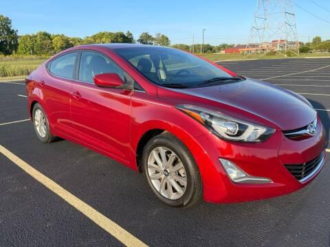 2015 Hyundai Elantra for sale at Quality Motors Inc in Indianapolis IN