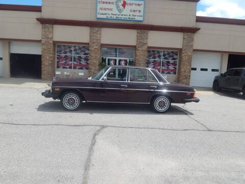 1974 Mercedes-Benz 280-Class for sale at Iconic Motors of Oklahoma City, LLC in Oklahoma City OK
