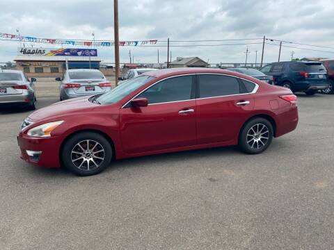 2013 Nissan Altima for sale at First Choice Auto Sales in Bakersfield CA