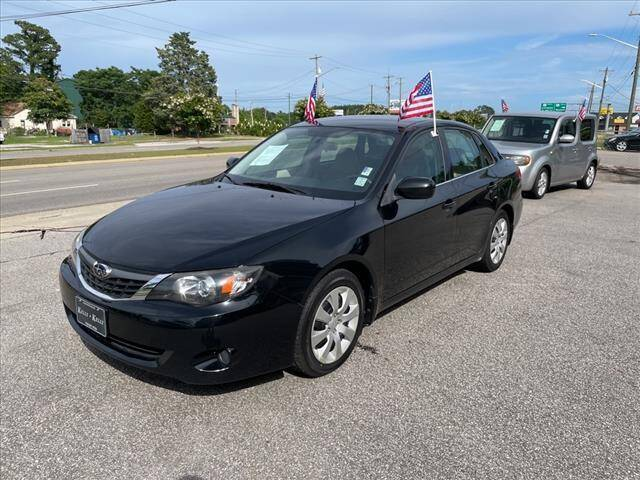 2009 Subaru Impreza for sale at Kelly & Kelly Auto Sales in Fayetteville NC