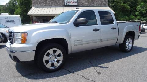 2011 GMC Sierra 1500 for sale at Driven Pre-Owned in Lenoir NC
