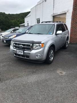 2011 Ford Escape for sale at BUCKLEY'S AUTO in Romney WV