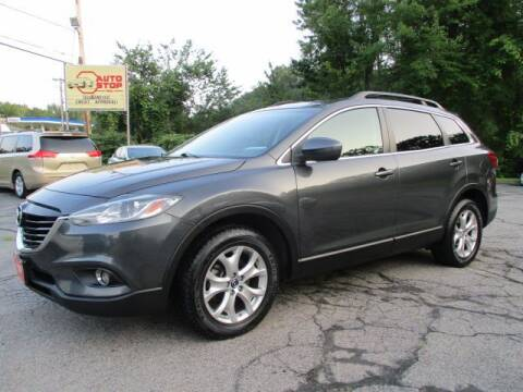 2015 Mazda CX-9 for sale at AUTO STOP INC. in Pelham NH