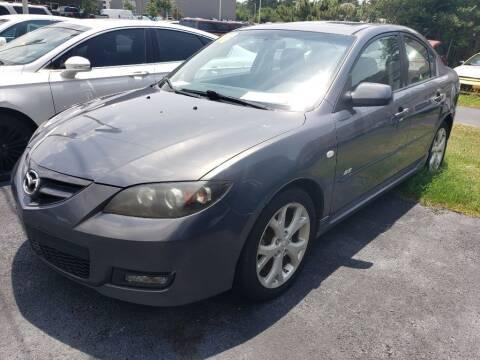2008 Mazda MAZDA3 for sale at Dad's Auto Sales in Newport News VA
