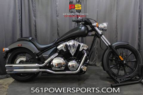 2017 Honda Fury for sale at Powersports of Palm Beach in Hollywood FL