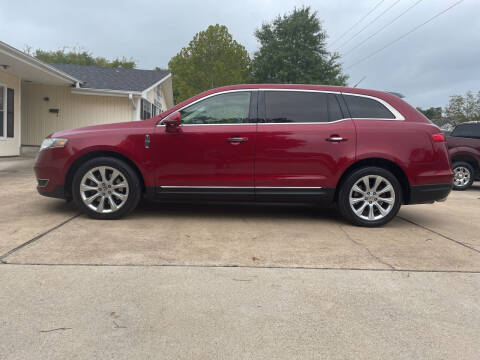 2014 Lincoln MKT for sale at H3 Auto Group in Huntsville TX