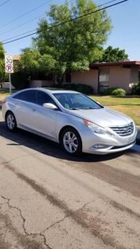 2011 Hyundai Sonata for sale at Premier Motors AZ in Phoenix AZ