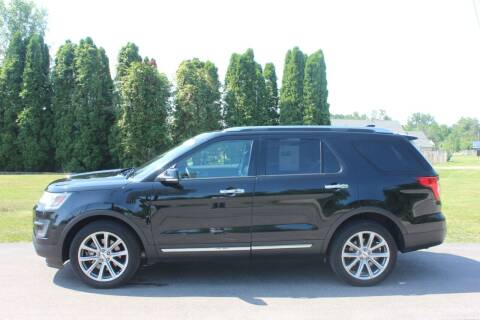2016 Ford Explorer for sale at D & B Auto Sales LLC in Washington Township MI
