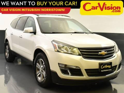 2017 Chevrolet Traverse for sale at Car Vision Mitsubishi Norristown in Norristown PA