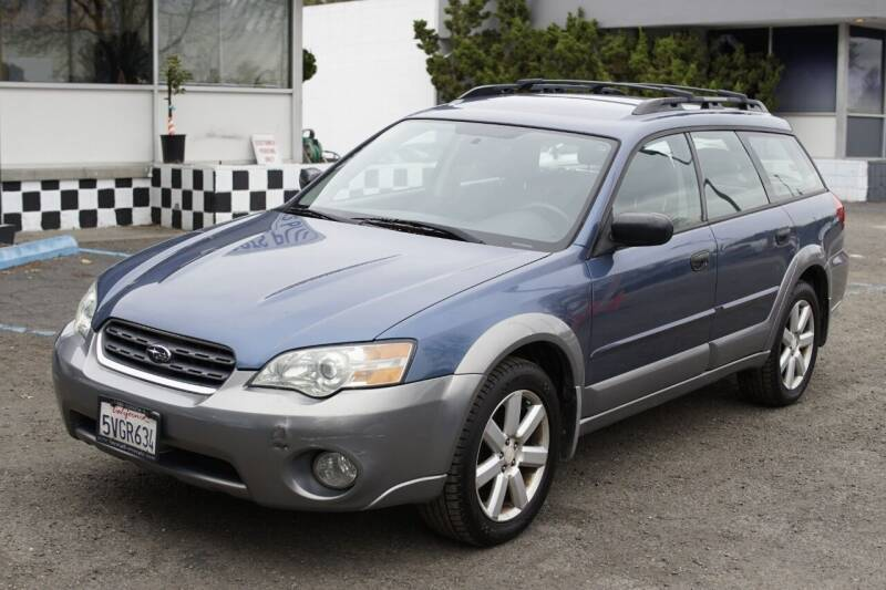 2006 Subaru Outback for sale at Sports Plus Motor Group LLC in Sunnyvale CA