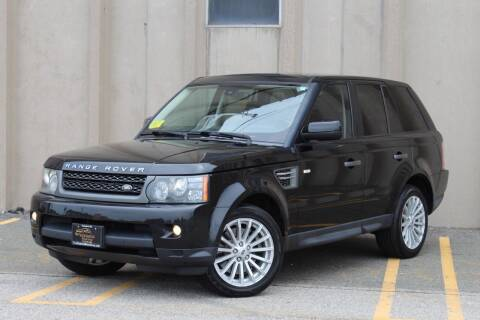 2011 Land Rover Range Rover Sport for sale at Four Seasons Motor Group in Swampscott MA