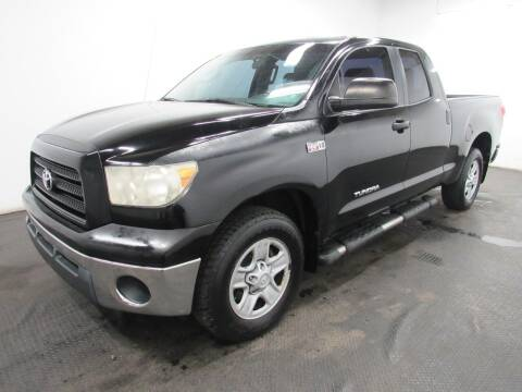 2008 Toyota Tundra for sale at Automotive Connection in Fairfield OH