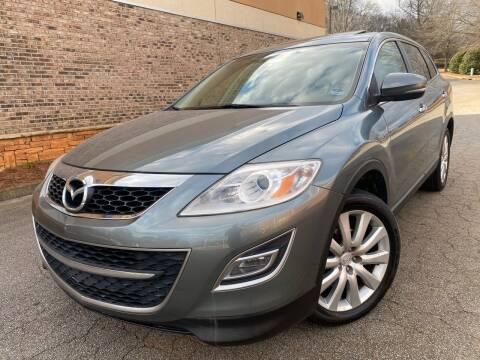 2010 Mazda CX-9 for sale at Gwinnett Luxury Motors in Buford GA