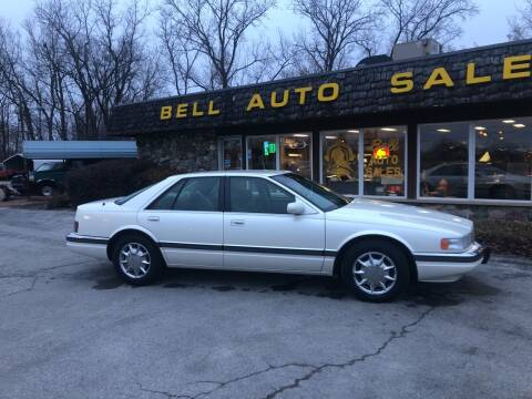 1997 Cadillac Seville for sale at BELL AUTO & TRUCK SALES in Fort Wayne IN