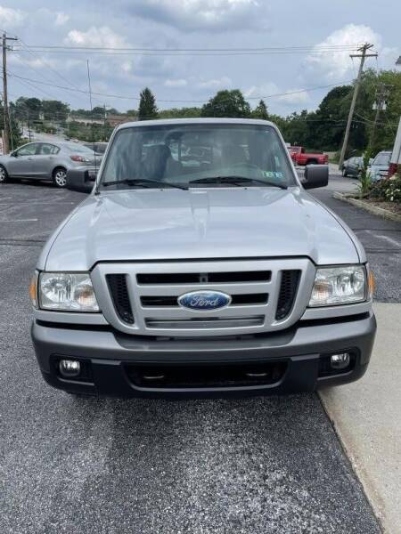 2007 Ford Ranger for sale at Keisers Automotive in Camp Hill PA