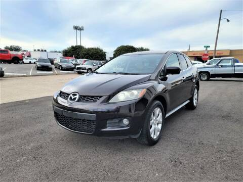 2007 Mazda CX-7 for sale at Image Auto Sales in Dallas TX