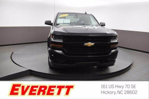 2017 Chevrolet Silverado 1500 for sale at Everett Chevrolet Buick GMC in Hickory NC