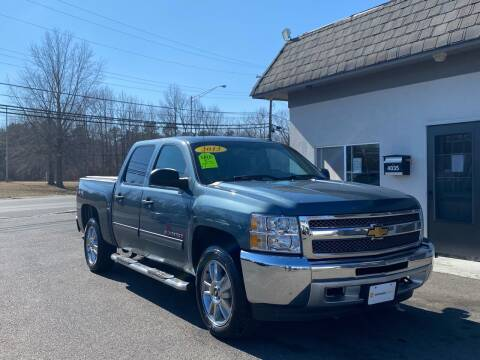 2013 Chevrolet Silverado 1500 for sale at Vantage Auto Group in Tinton Falls NJ