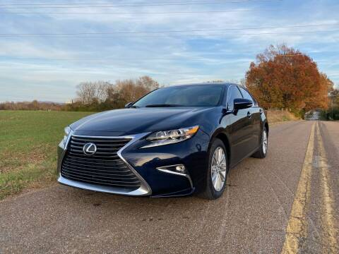 2016 Lexus ES 350 for sale at Tennessee Valley Wholesale Autos LLC in Huntsville AL