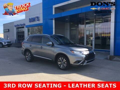 2020 Mitsubishi Outlander for sale at DON'S CHEVY, BUICK-GMC & CADILLAC in Wauseon OH