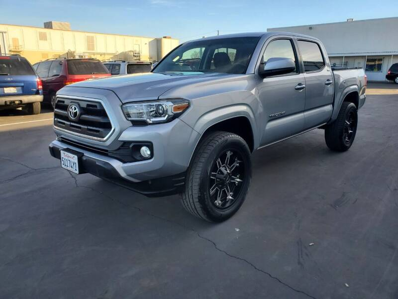 2016 Toyota Tacoma for sale at PRICE TIME AUTO SALES in Sacramento CA