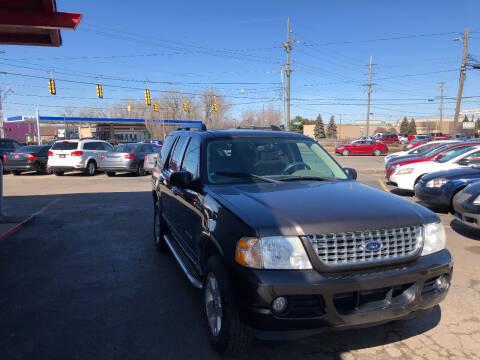 2005 Ford Explorer for sale at Drive Max Auto Sales in Warren MI