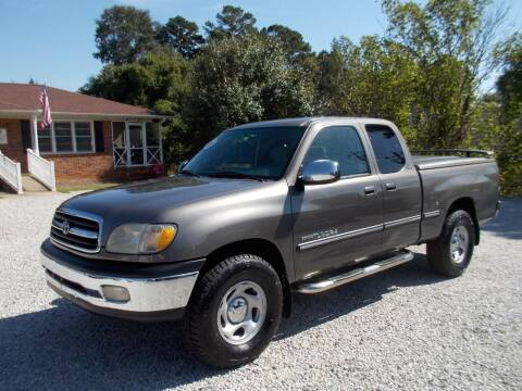 2000 Toyota Tundra for sale at Carolina Auto Connection & Motorsports in Spartanburg SC