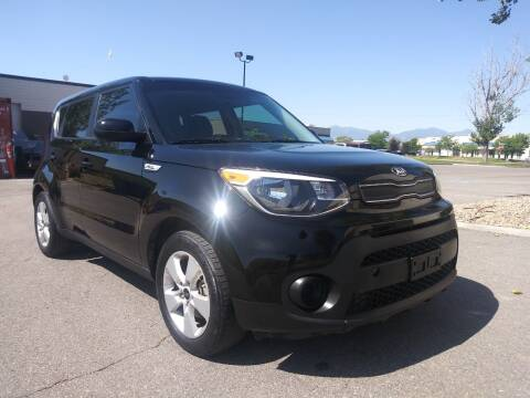 2019 Kia Soul for sale at AUTOMOTIVE SOLUTIONS in Salt Lake City UT