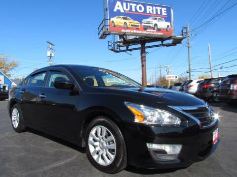 2015 Nissan Altima for sale at Auto Rite in Cleveland OH