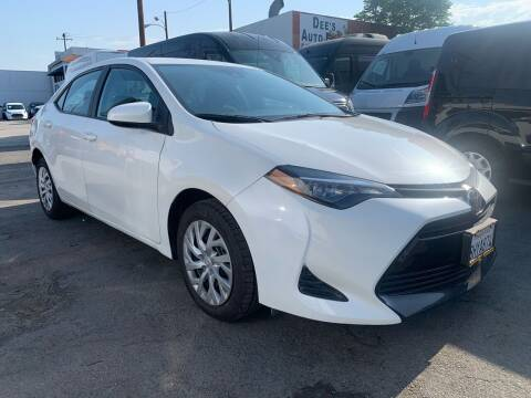 2019 Toyota Corolla for sale at Best Buy Quality Cars in Bellflower CA