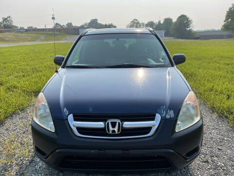 2004 Honda CR-V for sale at SHAN MOTORS, INC. in Thomasville NC