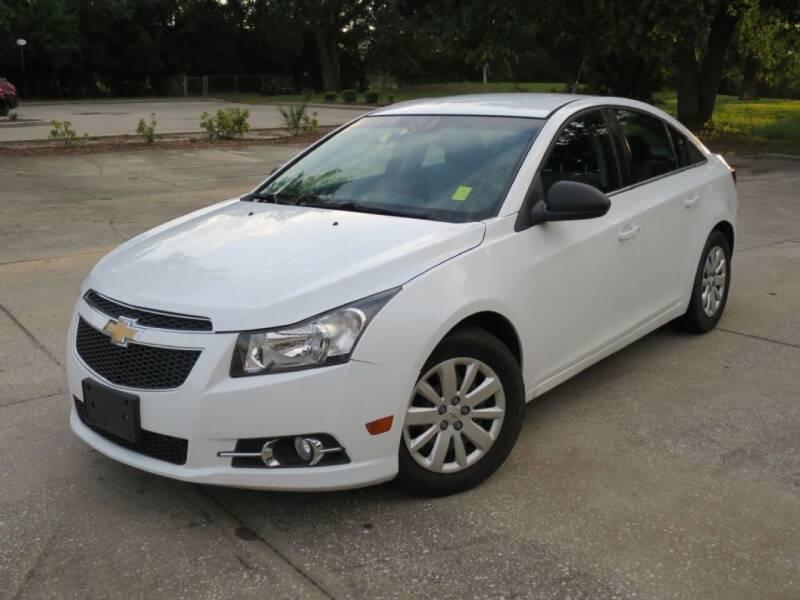 2011 Chevrolet Cruze for sale at Caspian Cars in Sanford FL