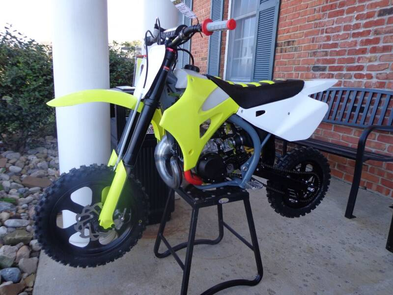 2021 cobra moto 50 works edition for sale at Dan Powers Honda Motorsports in Elizabethtown KY