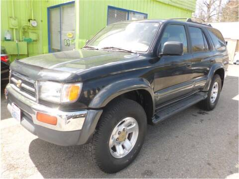 1997 Toyota 4Runner for sale at Klean Carz in Seattle WA