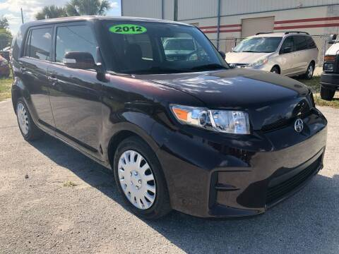 2012 Scion xB for sale at Marvin Motors in Kissimmee FL
